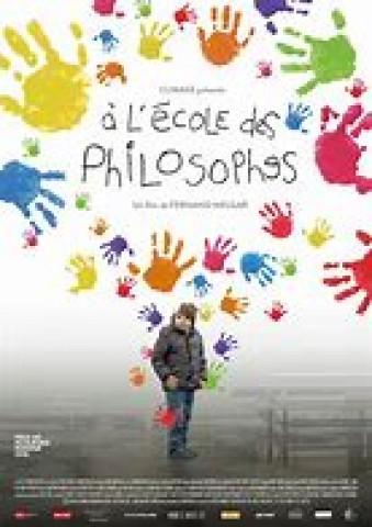 Affiche A l'école des Philosophes