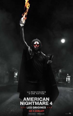 Affiche American Nightmare 4 : Les Origines