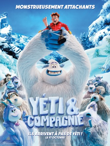Affiche Yéti & Compagnie