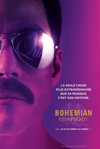 Affiche Bohemian Rhapsody