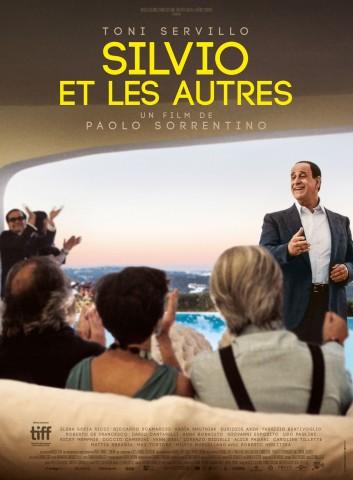 Affiche Silvio et les autres