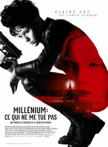 Affiche Millenium : Ce qui ne me tue pas