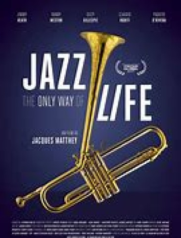 Affiche Jazz, The Only Way Of Life