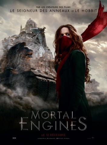 Affiche Mortal Engines