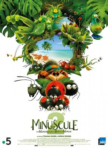 Affiche Minuscule 2 - Les Mandibules du Bout du Monde