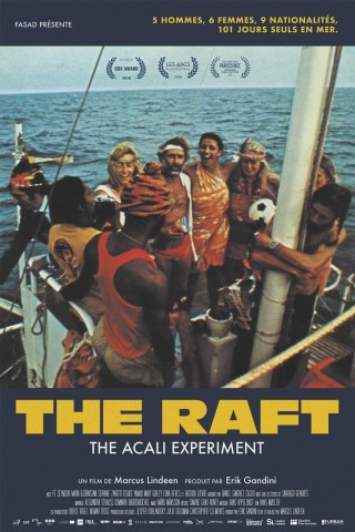 Affiche The Raft
