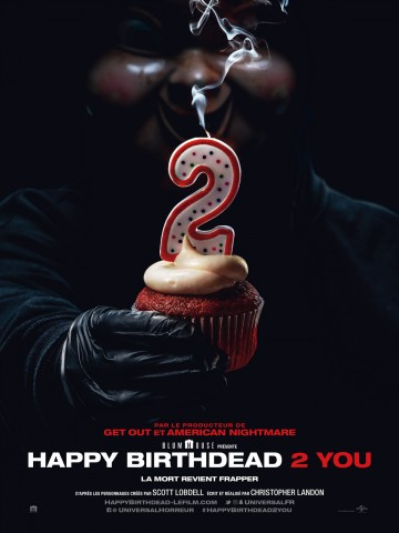 Affiche Happy Birthdead 2 You