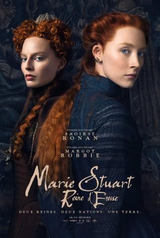 Affiche Marie Stuart, Reine d'Ecosse