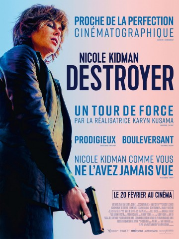 Affiche Destroyer