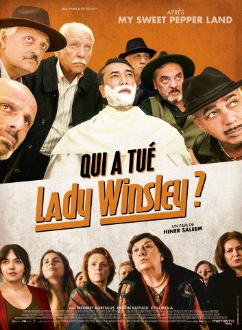 Affiche Qui a tué Lady Winsley ?
