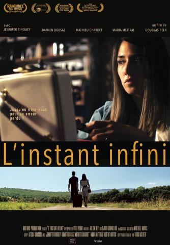 Affiche L'instant infini
