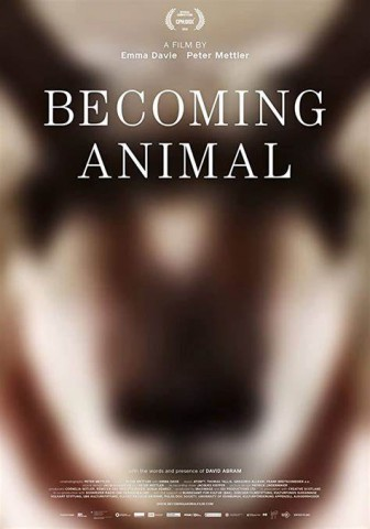 Affiche Becoming Animal