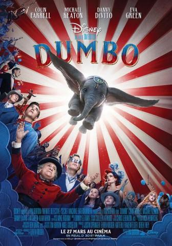 Affiche Dumbo