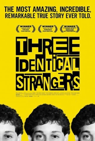 Affiche Three Identical Strangers