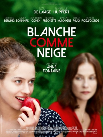 Affiche Blanche Comme Neige