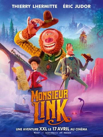 Affiche Monsieur Link