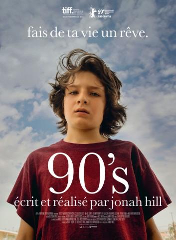 Affiche 90's