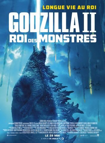 Affiche Godzilla 2 - Roi des Monstres