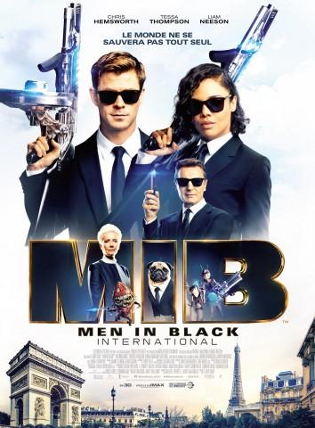 Affiche Men in Black: International