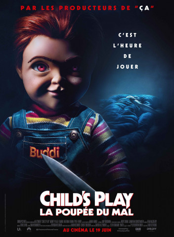 Affiche Child's Play : La poupée du mal
