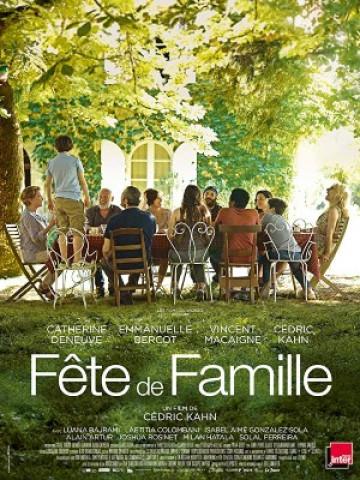 Affiche Fête de famille