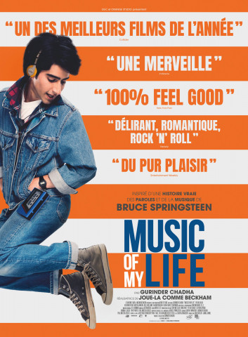Affiche Music of my life