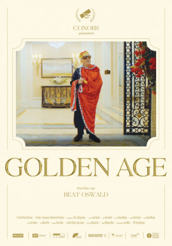 Affiche Golden Age