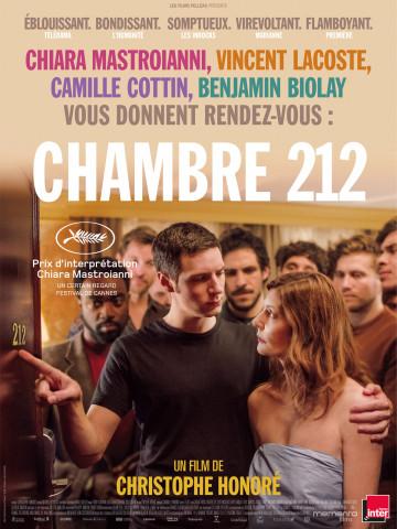 Affiche Chambre 212