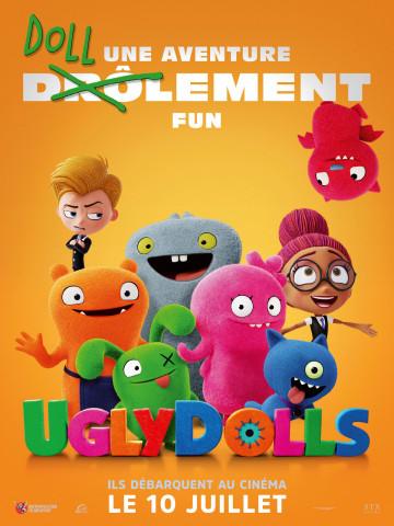 Affiche UglyDolls