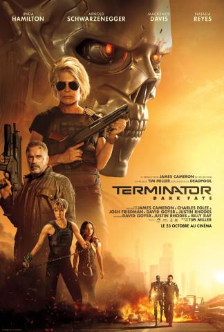 Affiche Terminator: Dark Fate
