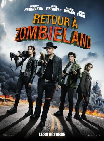 Affiche Retour à Zombieland