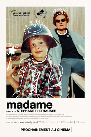 Affiche Madame