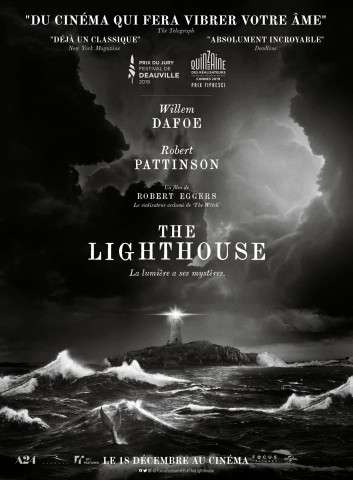 Affiche The Lighthouse