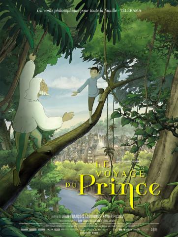 Affiche Le Voyage du Prince