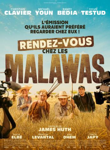 Affiche Rendez-vous Chez Les Malawas