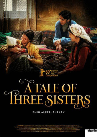 Affiche A Tale of Three Sisters