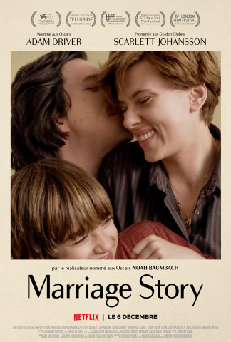 Affiche Marriage Story