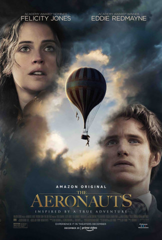 Affiche The Aeronauts