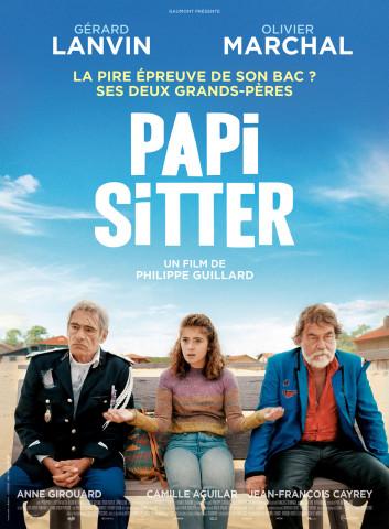 Affiche Papi-Sitter