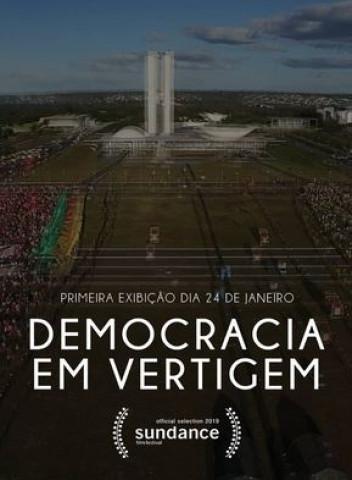 Affiche La Démocratie en danger