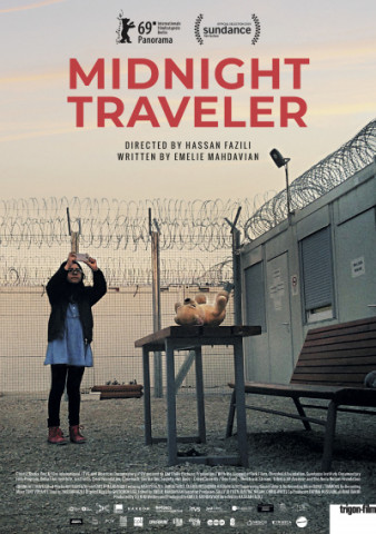 Affiche Midnight Traveler
