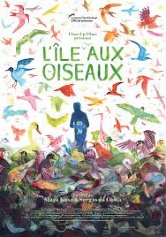 Affiche L'Île aux oiseaux