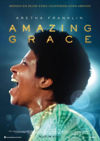 Affiche Amazing Grace - Aretha Franklin