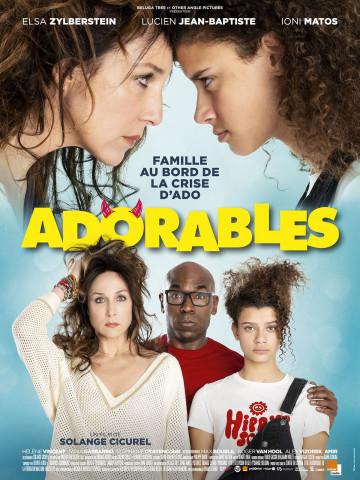 Affiche Adorables