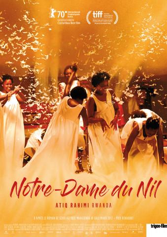 Affiche Notre-Dame du Nil