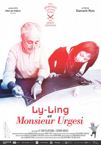 Affiche Ly-Ling et Monsieur Urgesi
