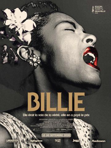 Affiche Billie