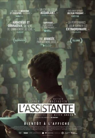 Affiche The Assistant