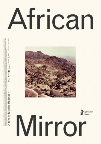 Affiche African Mirror