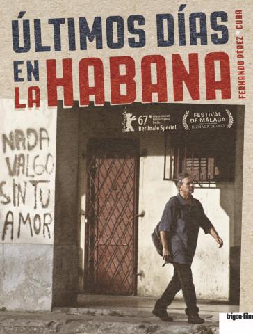 Affiche Derniers jours à La Havane